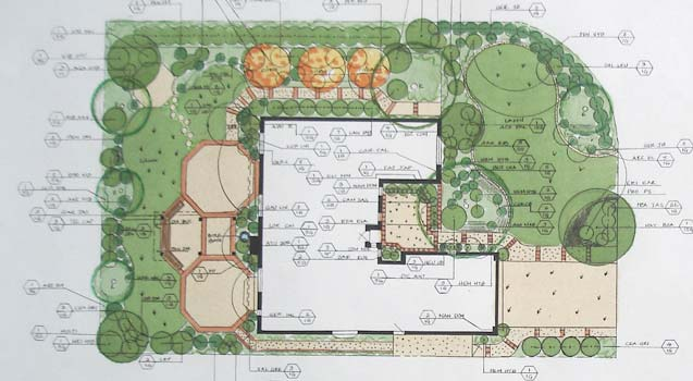 Sustainable landscaping landscapes landscape design for Sustainable landscape design
