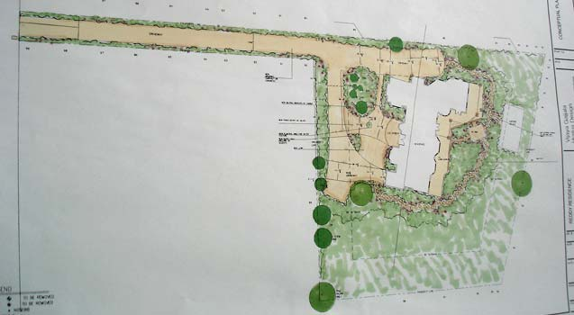 Landscape Design Blueprint