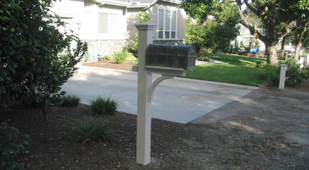 Entry Columns, Pilasters, Mail Box Pillars