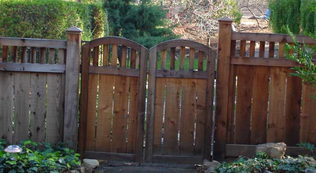 Carpentry: Fences, Gates