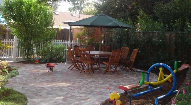 Landscape Design: Patios, Hard Surfaces