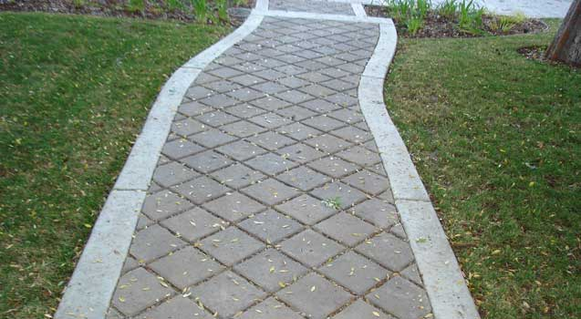 Landscape Design: Pathways, Walkways