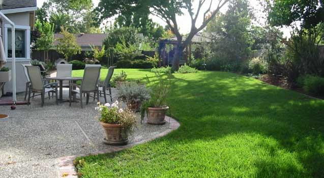 Sustainable landscaping landscapes landscape design for Bay area landscape design